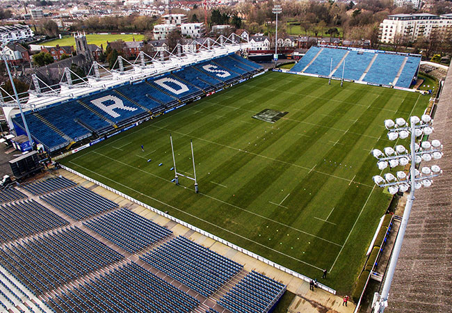 Leinster Rugby – RDS Main Arena