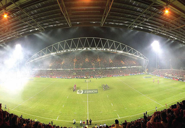 Munster Rugby – Thomond Park Stadium
