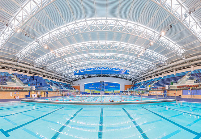 The National Aquatic Centre